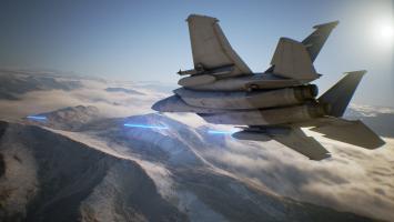 Дебютный геймплей Ace Combat 7: Skies Unknown