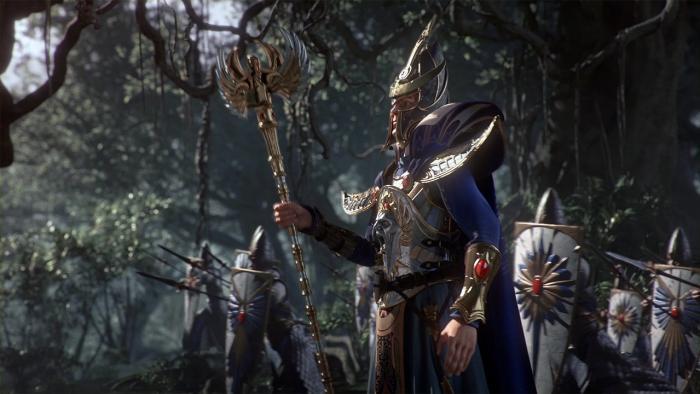 Первый взгляд на масштабную карту кампании в трейлере Total War: Warhammer 2