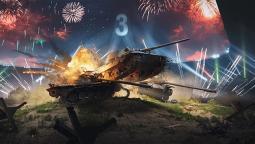 World of Tanks Blitz празднует день рождения