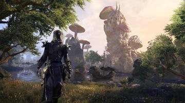 Обзор The Elder Scrolls Online: Morrowind. Мы следим за тобой