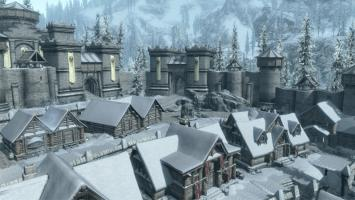 Новый мод для Skyrim позволяет выйти за пределы игровой карты и попасть в Бруму из Oblivion