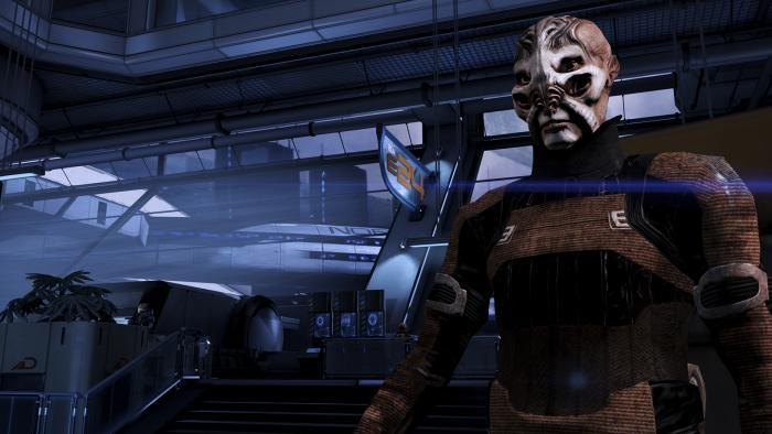 В мультиплеере Mass Effect: Andromeda появится классическая раса франчайза