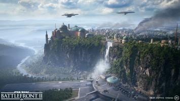 Мультиплеерная бета Star Wars: Battlefront 2 пройдет в октябре