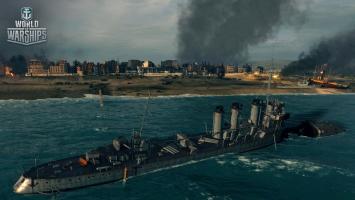 """В World of Warships появятся тематические миссии в честь выхода в прокат фильма """"Дюнкерк"""""""