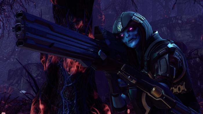 Прохождение сюжетной миссии в геймплейном ролике XCOM 2: War of the Chosen