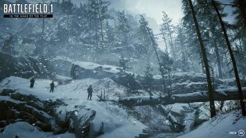 """Полтора часа геймплея новой карты для Battlefield 1 из дополнения """"Во имя царя"""""""