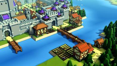 Градостроительный симулятор Kingdoms and Castles собирает отличные отзывы в Steam