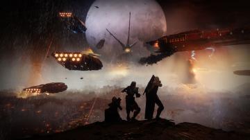 Превью Destiny 2: налет на горнило