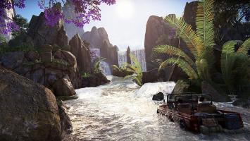 Геймплейный ролик дополнения Uncharted: The Lost Legacy