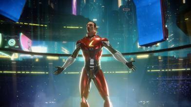 Златан Ибрагимович спасет Вселенную в новой игре