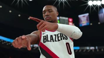 Первый трейлер NBA 2K18