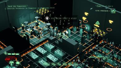 Киберпанковая тактическая стратегия All Walls Must Fall вышла в раннем доступе Steam