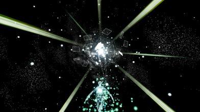 Сюрреалистичный экшен Rez Infinite внезапно вышел на PC