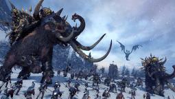 На поля сражений Total War: Warhammer врываются воинственные северяне Норски