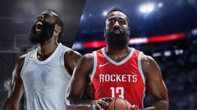 Звездой обложки NBA Live 18 стал Джеймс Харден