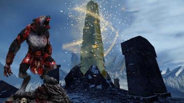 Total War: WARHAMMER - Norsca. Зима уже здесь