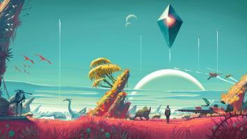 После выхода последнего обновления No Man's Sky вернулась в сотню самых популярных игр в Steam