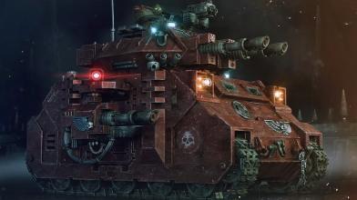 World of Tanks Blitz объявляет о сотрудничестве с Warhammer 40.000