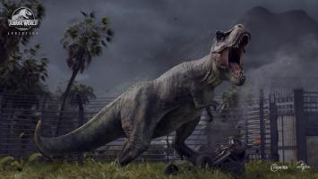 Анонсирован строительный симулятор Jurassic World Evolution от разработчиков Elite: Dangerous