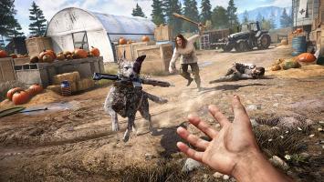 Расширенный геймплейный ролик Far Cry 5 с Gamescom 2017