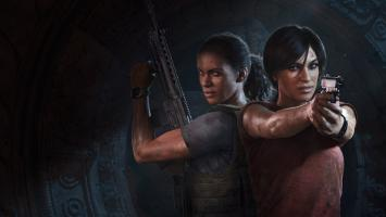 Стрим Uncharted: The Lost Legacy