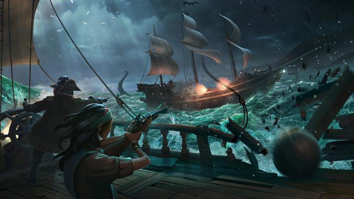 Rare планирует поддерживать Sea of Thieves в течение многих лет после релиза