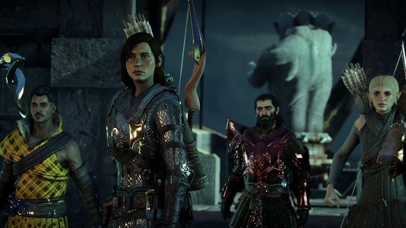 BioWare поменяет управление партией в следующей Dragon Age