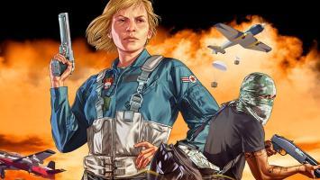 Последний апдейт для GTA Online добавил в игру режим в стиле PUBG