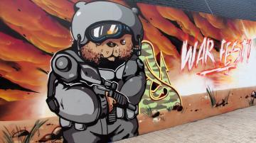 В Москве прошел фестиваль Warfest: фоторепортаж