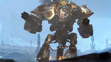 Апдейт для Dawn of War 3 добавил возможность создания пользовательских модов