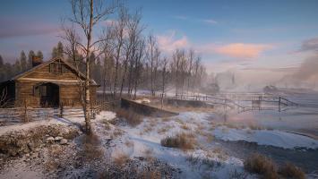 """Геймплей на картах """"Галиция"""" и """"Сражение на Волге"""" из дополнения """"Во имя царя"""" к Battlefield 1"""
