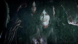 Трехглавый монстр в геймплейном ролике The Evil Within 2