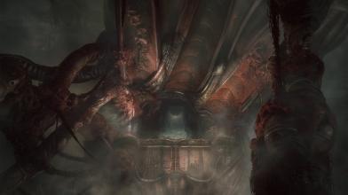 Мрачный хоррор Scorn, основанный на работах Ханса Гигера, отправляется на Kickstarter