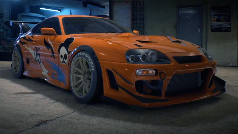 "Автомобилей марки ""Тойота"" в Need for Speed Payback не будет"