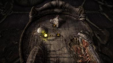 Новый геймплейный трейлер атмосферного хоррора Scorn и начало кампании на Kickstarter