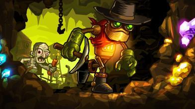 Оригинальная SteamWorld Dig стала бесплатной в Origin