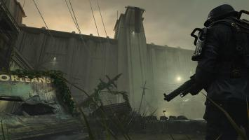 Последствия немецкой оккупации в ролике Wolfenstein 2: The New Colossus