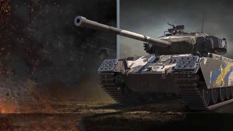 World of Tanks получила танк в стиле Sabaton: подробности
