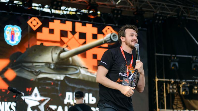 Как Wargaming отметила День танкиста: фоторепортаж
