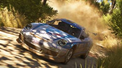 Три новых геймплейных ролика раллийного симулятора WRC 7