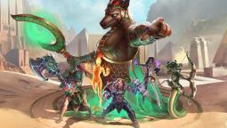 В Steam вышла фритуплейная карточная стратегия Hand of the Gods от разработчиков SMITE и Paladins