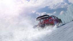 Состоялся релиз раллийного симулятора WRC 7