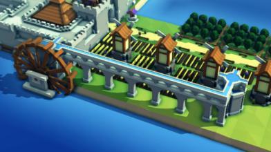 В градостроительной игре Kingdoms and Castles появились новые элементы инфраструктуры