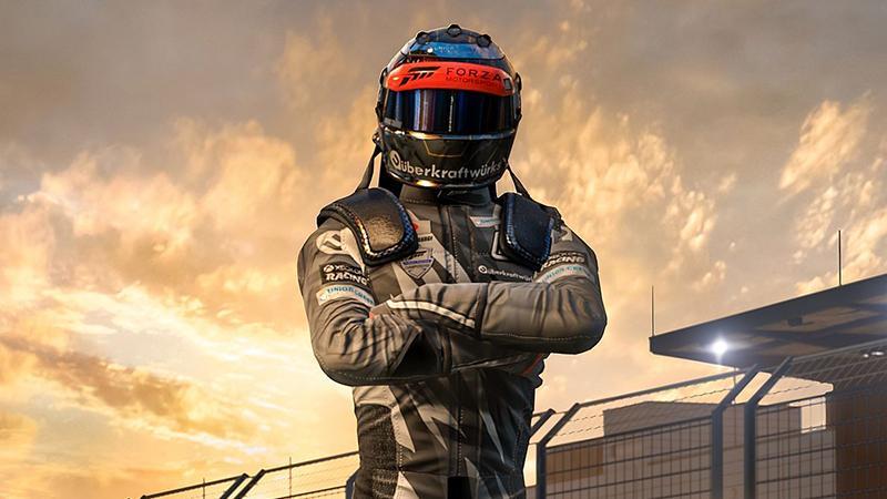 На PC и Xbox One вышла демка Forza Motorsport 7