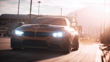 Геймплей Need for Speed Payback в разрешении 4K и с частотой кадров 60fps