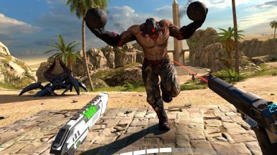Serious Sam VR: The Last Hope вышла из раннего доступа