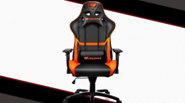 Игровое кресло Cougar Armor уже можно выиграть в каталоге призов PlayGround.ru