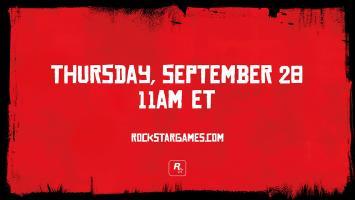 На следующей неделе грядет связанный с Red Dead Redemption 2 анонс