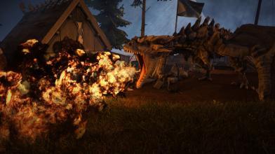 Сурвайвал-песочница про викингов Valnir Rok вышла в раннем доступе Steam