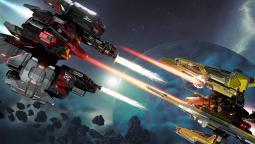На PC и PS4 вышло дополнение EVE: Valkyrie - Warzone, позволяющее играть без VR-шлемов